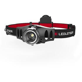 Led Lenser H5 hoofdlamp rood/zwart